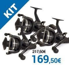Kit 3 mulinelli Baitrunner ST10000 RB
