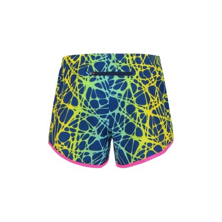 Short Donna L. Run 9 cm blu