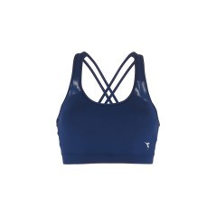 Top Donna L. Light Bra blu