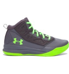 Basketball shoe Grade School Jet Mid