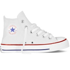 Chuck Taylor Canvas Core Hi Jr blue