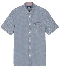 Shirt Classic Short Sleeve Gingham Shirt