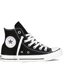 Chuck Taylor Canvas Core Hi bianco