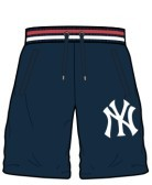 Short Wrest Yankees blu