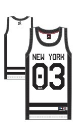 Tank-top Rume New York weiß