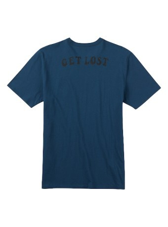 T-Shirt Get Lost Short Sleeve