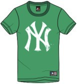 T-Shirt Precur Yankees blu
