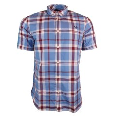 Camicia Bold Chech Shirt SS