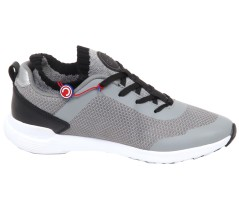 Shoes mens Shooter grey side
