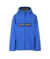 Giacca Bambino RainForest Open blu variante 1