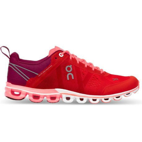 Scarpe Running Donna CloudFlow Veloce  rosa