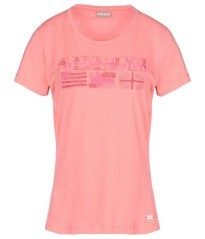 T-Shirt Woman Shalvey pink