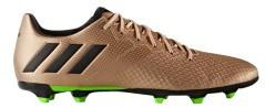 Scarpe calcio Adidas Messi dorate 1