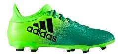 Scarpe Adidas X 16.3 verde 1