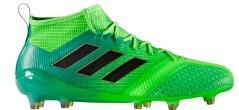 Scarpe calcio Adidas Ace 17.1 verdi 1