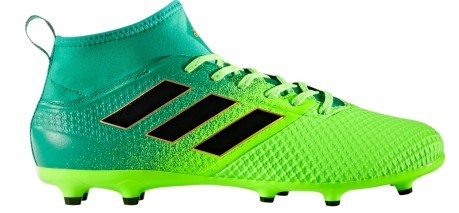 check out 870d1 793ee Scarpe calcio Adidas Ace 17.3 verdi 1
