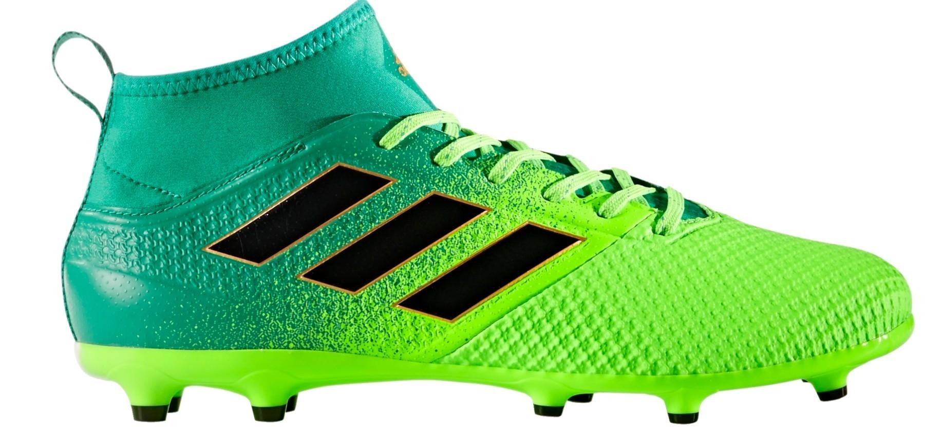 wholesale dealer a6115 fae16 Botas de Fútbol Adidas Ace 17.3 PrimeMesh FG Dispara Pack colore verde -  Adidas - SportIT.com