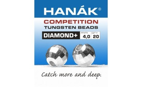 Tungsteno Beads Diamond +3