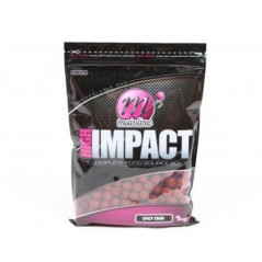 Boilies High impact Spicy Crab 16 mm