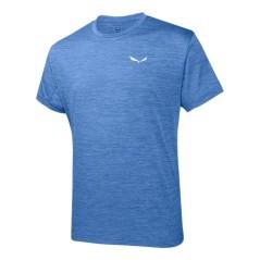 T-Shirt Uomo Puez Melange Tee blu