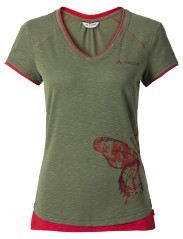 T-Shirt Donna Skomer Print