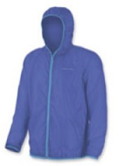 Giacca Uomo Rainwear Regular Fit blu