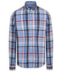 Camicia Uomo Gatlin azzurro blu