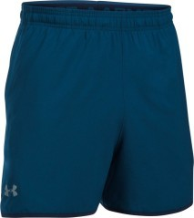 Short Uomo UA Qualifier 12 cm blu