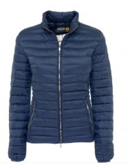 Daphne Zip No Hood blue Woman