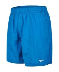 "Costume Solid Leisure 16"" Swim Shorts blue"