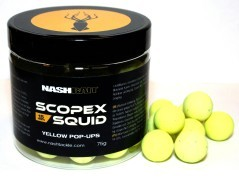 Pop Ups Scopex Squid 15 mm giallo