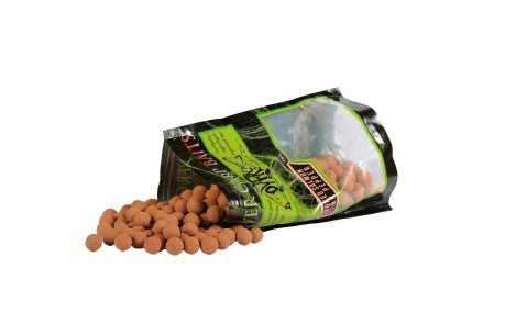 Boilies Smoked Salmon Pink Pepper20 mm rosa confezione