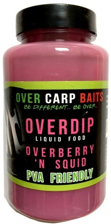 Dip Overberry and Squid