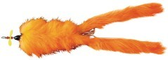 Artificiale Hairy Killer arancio
