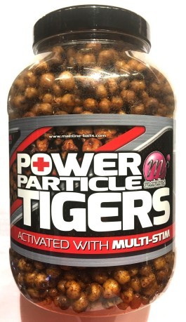 Granaglie Power Particle Tiger 3 Litri with Multi-Stim