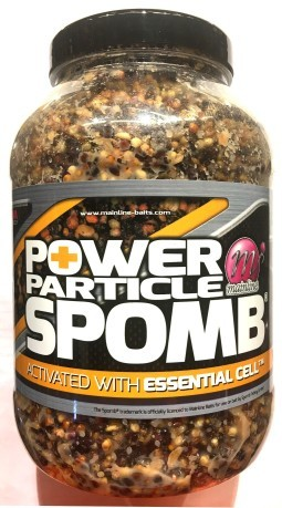 Power Particles The Spomb Essential Cell