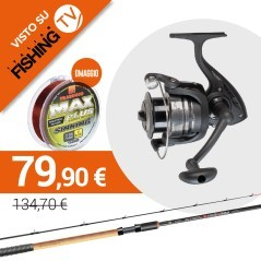 Combo Feeder Commercial Precision XT Pro 3,3 m