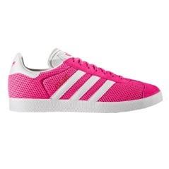 Scarpe Donna Gazzelle Mesh rosa bianco