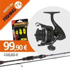"""Combo Trout Area Helexir 5'6"""""""