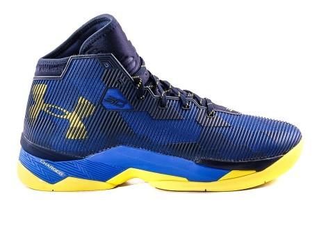 Mens Basketball shoes to UA Curry 2.5 colore Light blue - Under ... ffaf0dcf5