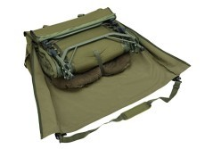 NXG Roll-Up Bed Bag verde