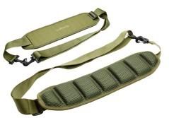Tracolla Padded Shoulder Strap verde