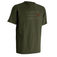 T-Shirt Aztec verde