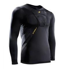 T-Shirt Portiere BodyShield 3/4 GK nero