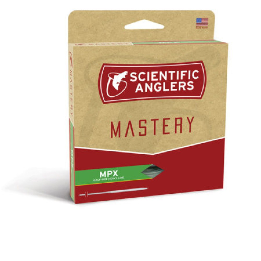 Coda di topo Mastery MPX WF Floating Scientific Anglers
