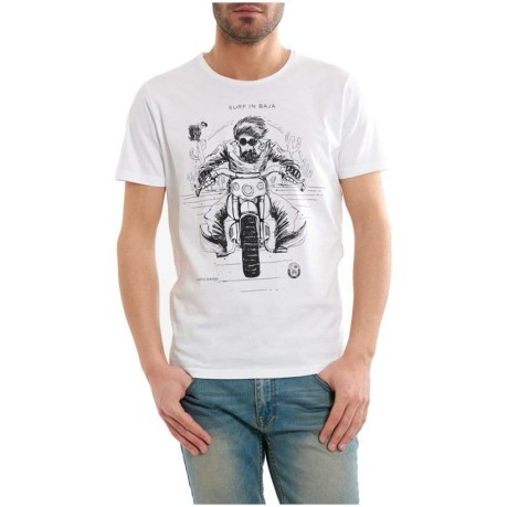 new style cd657 dde13 T-Shirt Druck Motorrad