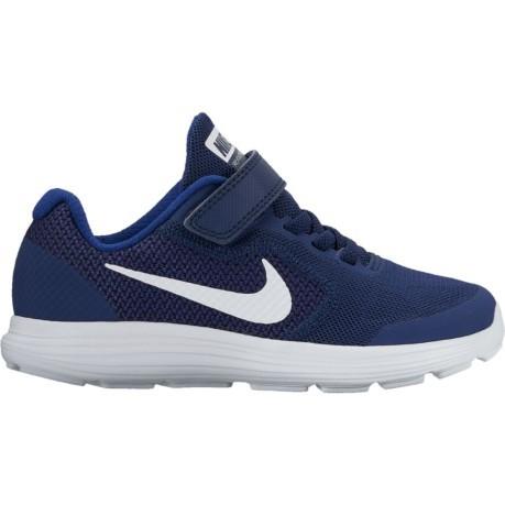 3 Bambino Scarpe Blu Bianco Nike Revolution Colore Bwq4wnTRHP