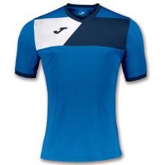 T-Shirt Joma Calcio azzurro blu