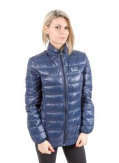 Piumino Donna Training Down blu