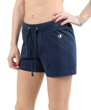 Short Woman Heritage blue